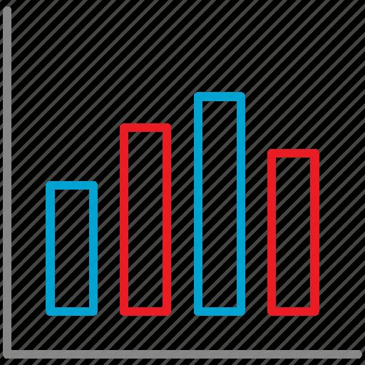 analysis, analytics, business, chart, graph, marketing icon
