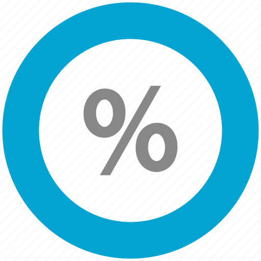 marketing, percent, percentage, sale, shopping icon
