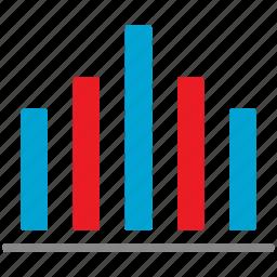 analytics, chart, diagram, graph, marketing, statistics icon