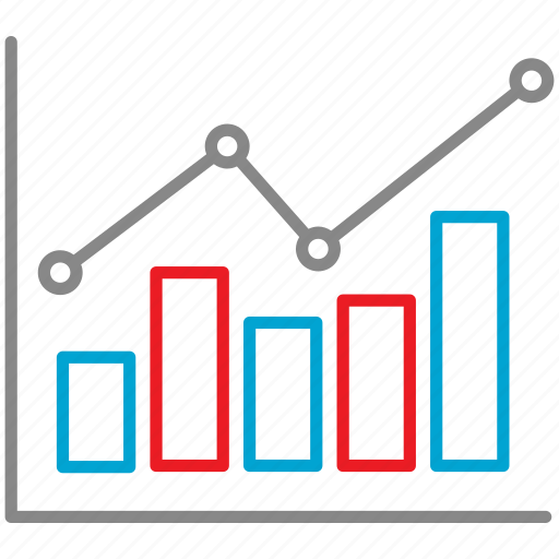 analytics, chart, diagram, finance, graph, growth icon