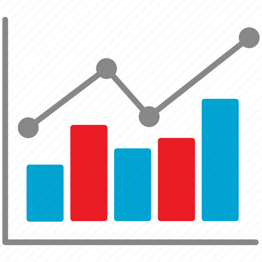 analytics, chart, finance, graph, growth, statistics icon