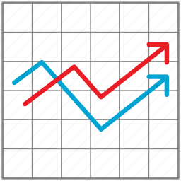 analysis, analytics, chart, diagram, graph, growth icon