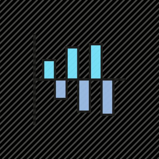 business, chart, data, finance, graph, signal, stats icon