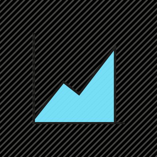 business, chart, data, finance, graph, stats icon