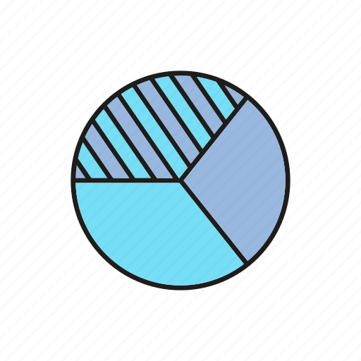 business, chart, data, graph, market share, pie chart, stats icon