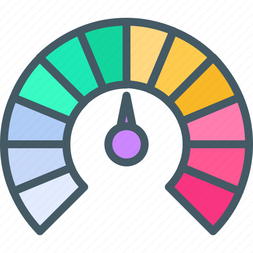 chart, dashboard, diagram, fast, odometer, speed, test icon