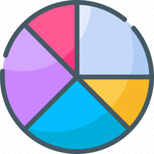 analysis, chart, graph, pie, planning icon