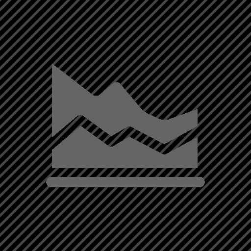 charts, diagram, graph, graphs icon