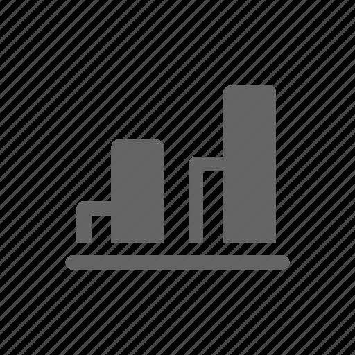 charts, compare, diagram, graph, graphs icon