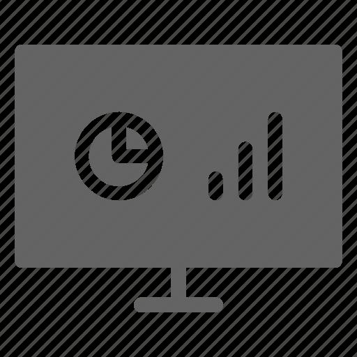 analytics, business, report, statistics icon