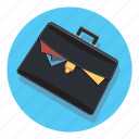 bag, business, design, marketing, paper icon
