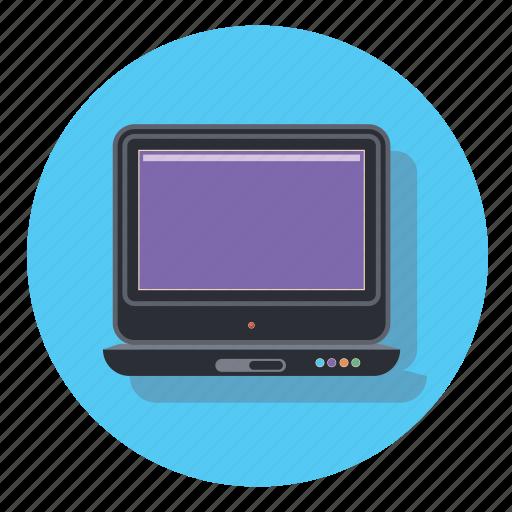 cmyk, computer, device, laptop, screen icon