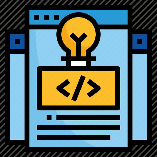design, development, layout, web, website icon