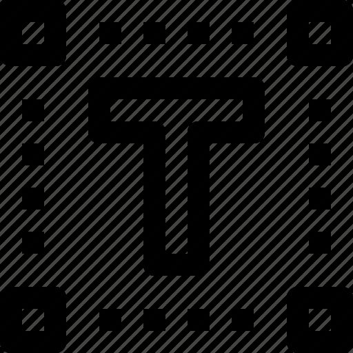 art, design, designer, element, graphic, text, tool icon