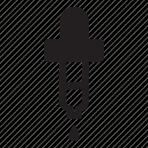 design, drop, eyedropper, graphic, medicine, tool icon