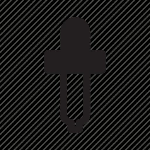 design, eyedropper, graphic, medical, tool icon