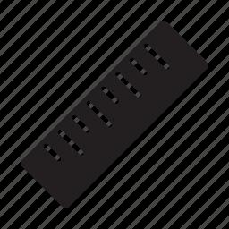 design, graphic, measure, ruler, tool icon