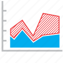 business, chart, finance, graph, graphic, infographic, table icon