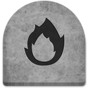 boo, cold, creepy, ember, evil, ghosts, grave, graveyard, gray, grey, halloween, media, october, rock, scary, social, social media, spooky, stone, tomb, tombstone, witch icon