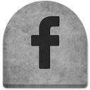 boo, cold, creepy, evil, facebook, ghosts, grave, graveyard, gray, grey, halloween, media, october, rock, scary, social, social media, spooky, stone, tomb, tombstone, witch icon