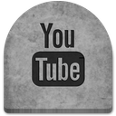 boo, cold, creepy, evil, ghosts, grave, graveyard, gray, grey, halloween, media, october, rock, scary, social, social media, spooky, stone, tomb, tombstone, witch, youtube icon