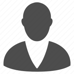 account, client, consultant, customer, employer, person, user profile icon