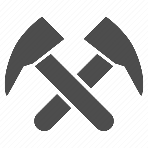 business, hammers, job, service, task, vacancy, work icon