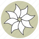 floral, flower, flower icon, garden, nature, plant icon