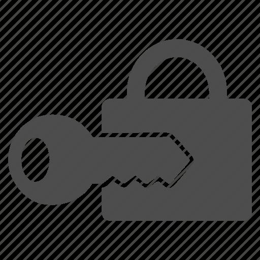 Access key, lock, login, password, register, security, unlock icon ...