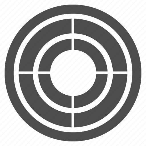 aim, arrow, bullseye, center, goal, point, target icon