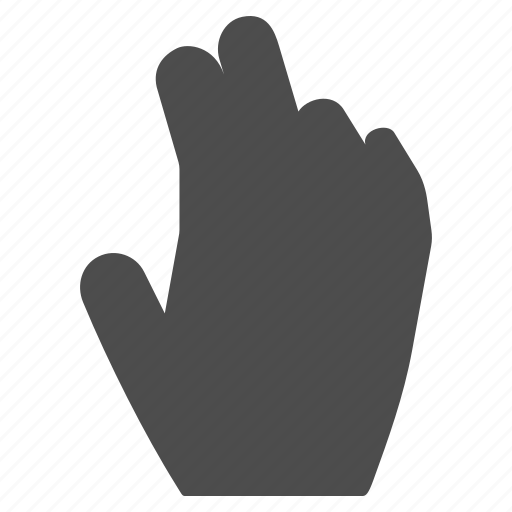 fingers, gesture, hand, manage, management, palm, pan icon