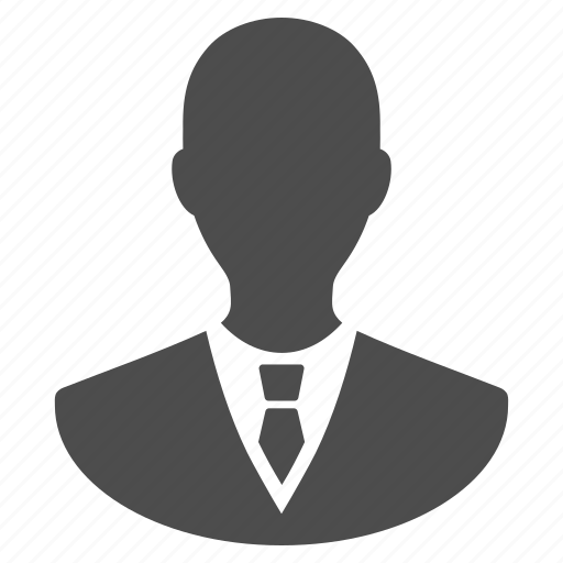 Business man, businessman, employee, leader, manager, person, user icon - Download on Iconfinder