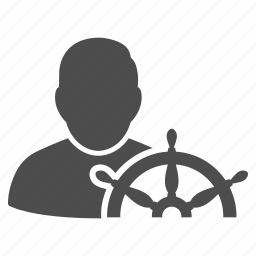 admin, administrator, captain, control, driver, moderator, navigation icon