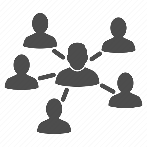 community, company, connect, connection, contact, social system, user connections icon