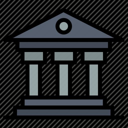 bank, institution, ireland, money icon