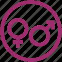 god, greek, hermaphroditus, love, mythology, pink, sex icon