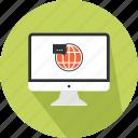 communication, interface, internet, online, relation, speech bubble, worldwide icon