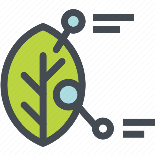 detail, eco, ecology, ecology system, green, leaf, science icon