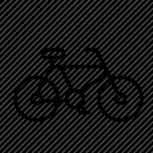 bicycle, bike, environment, environmental, environmentalism, transport icon