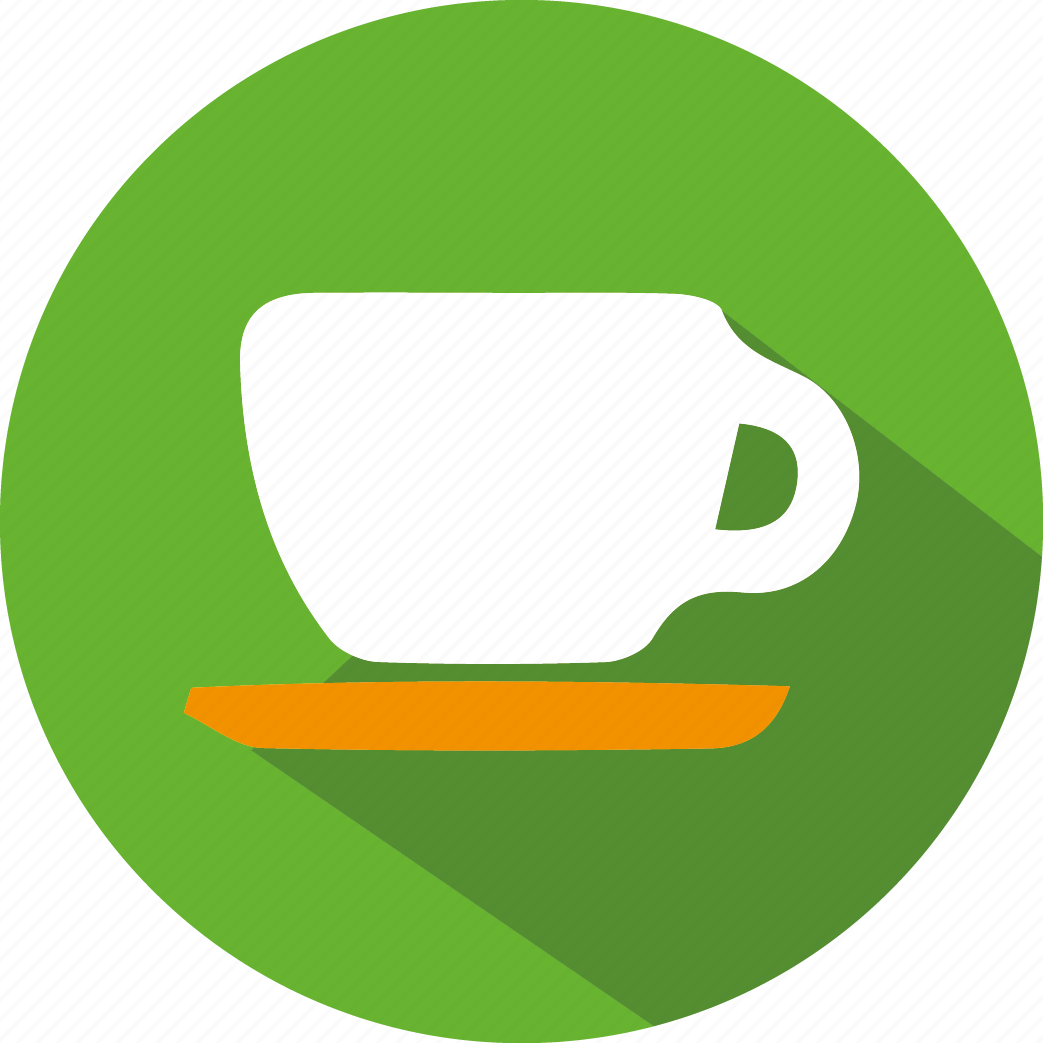 Coffee Cup Flat Icon Coffee Cup Tea Icon