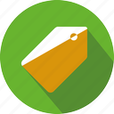 label, shop icon