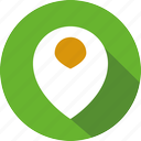 geo, location, tag icon