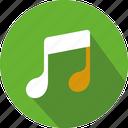 listen, music icon