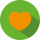heart, like, selected, wish icon