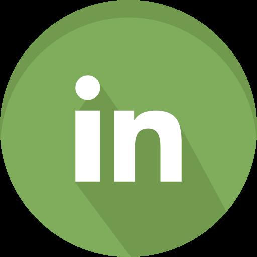 linkedin, logo, logos, media, network, social icon