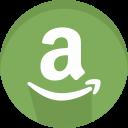 amazon, logo, logotype, symbols