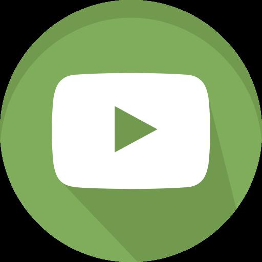 Logo, logotype, media, network, social, youtube icon - Free download