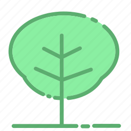 forest, growth, jungle, nature, plant, tree, trees icon