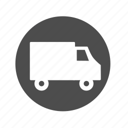 camion, shipping, transport, transportation, travel, truck, vehicle icon