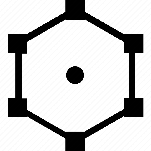complex, curves, figure, form, geometry icon